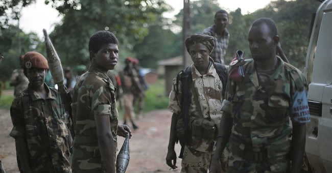 Central African Republic violence kills 45 over 3 months