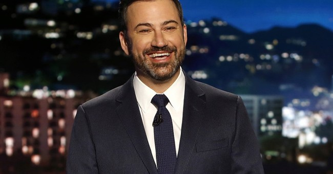 Jimmy Kimmel tearfully recounts newborn son's heart surgery