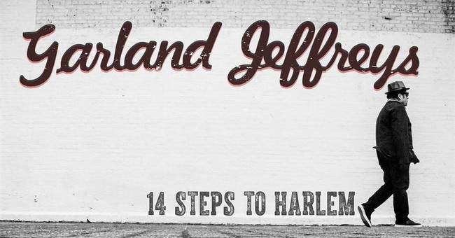 "Review: Garland Jeffreys toasts NYC on ""14 Steps to Harlem"""