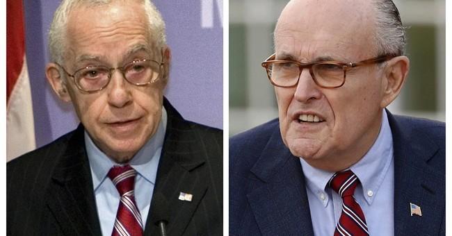 Judge: Giuliani seems dismissive of Iran sanctions case