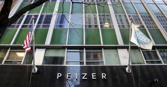 Pfizer beats 1Q profit forecasts, but sales slip