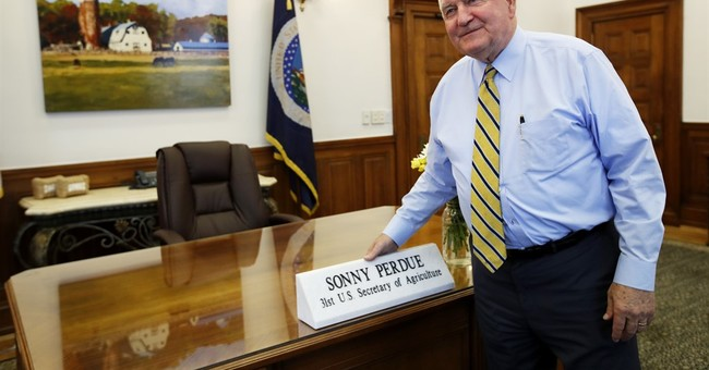 AP Interview: Ag leader supports renegotiating trade pact