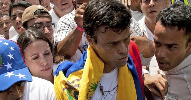 Jailed Venezuela activist dispels rumors of health emergency