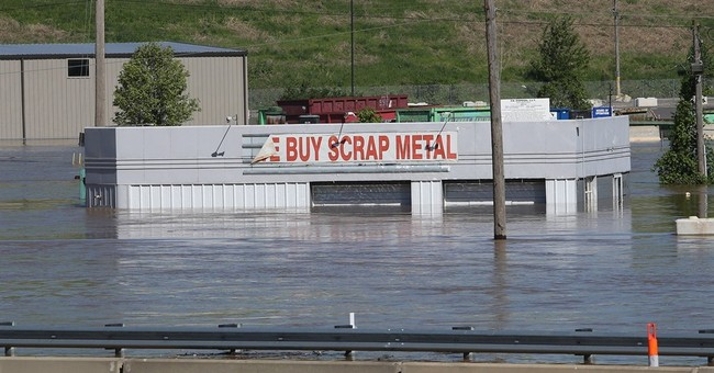 Officials warn of floodwater risks in soaked Midwest states