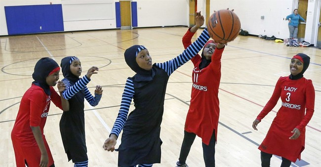 Rule change will allow headgear during basketball games