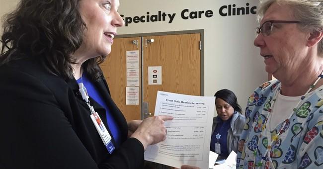 Measles outbreak sickens dozens of Minnesota Somalis
