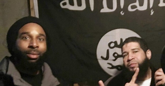 2 charged in Chicago Islamic State case plead not guilty