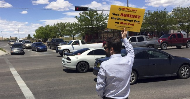 Santa Fe voters reject soda tax, hand rare win to industry