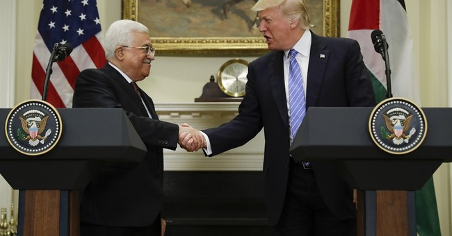 Trump on Mideast peace: 'We will get it done'