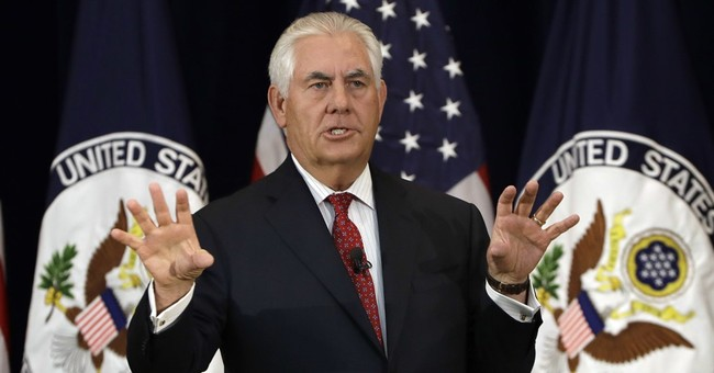 The Latest: Tillerson says Mexico, Canada ready to negotiate