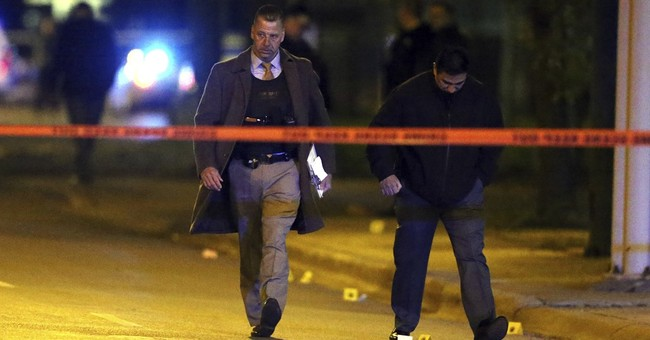The Latest: 1 of 2 shot Chicago officers out of hospital