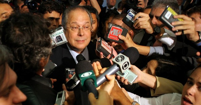 Brazil's top court frees politico appealing corruption case
