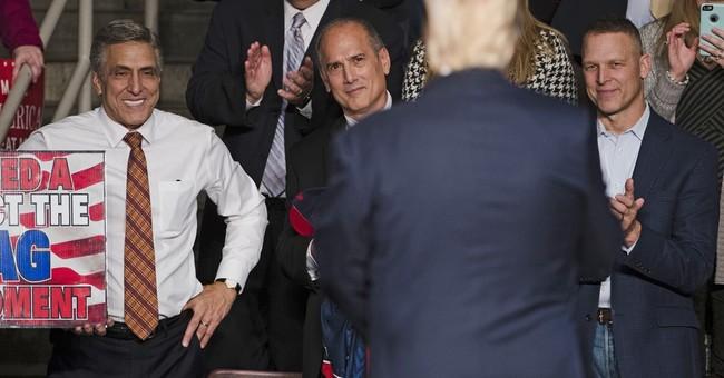 Urged on by Trump, Barletta eyes US Senate run against Casey