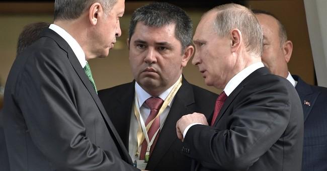 Russia, Iran, Turkey sign on 'de-escalation zones' in Syria