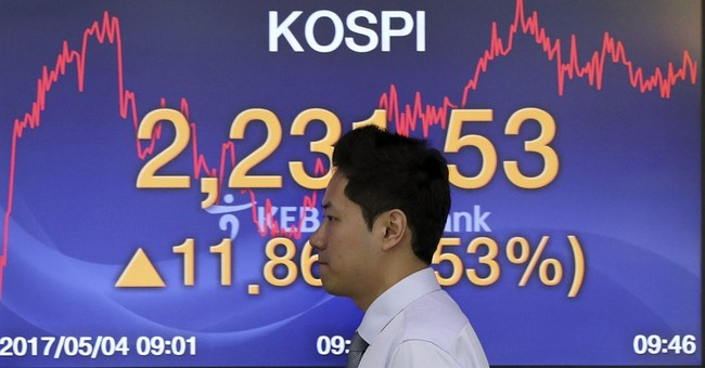 Asia stocks slip after Fed signals more rate hikes in store