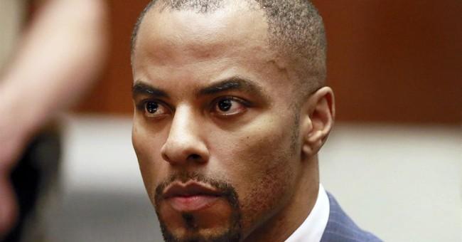 Court rejects ex-NFL star Sharper's rape sentence appeal