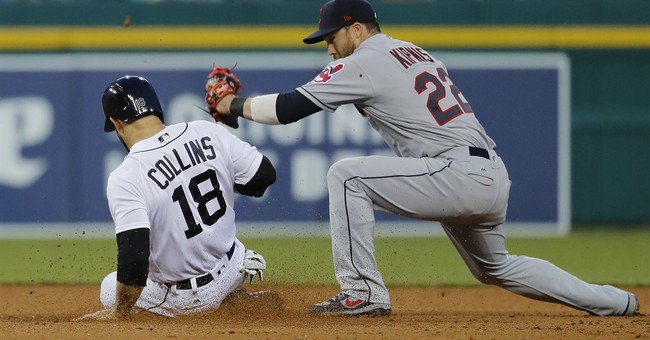 Indians hold on for 3-2 victory over Tigers
