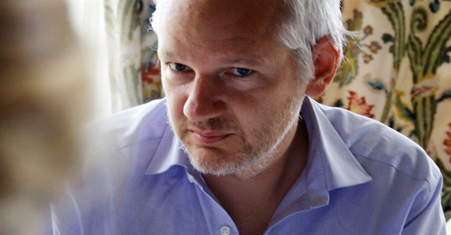 Review: Timing couldn't be better for Poitras doc on Assange