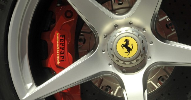 Ferrari posts record first quarter on V12 sales