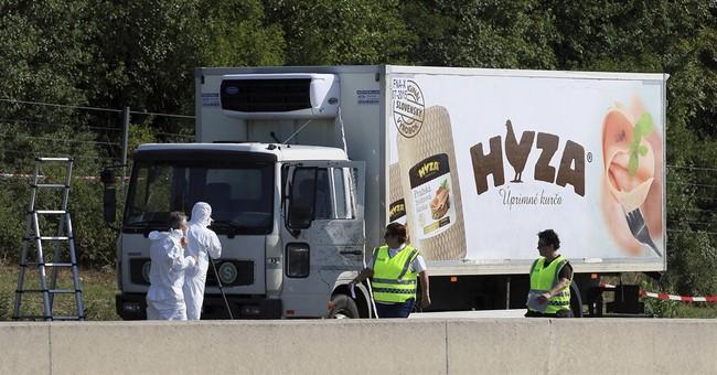 Hungarian prosecutors indict 11 men in death of 71 migrants