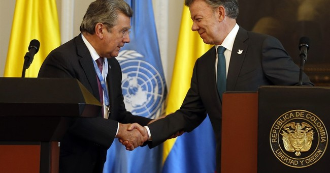 Rebel kidnapping mars UN Security Council visit to Colombia