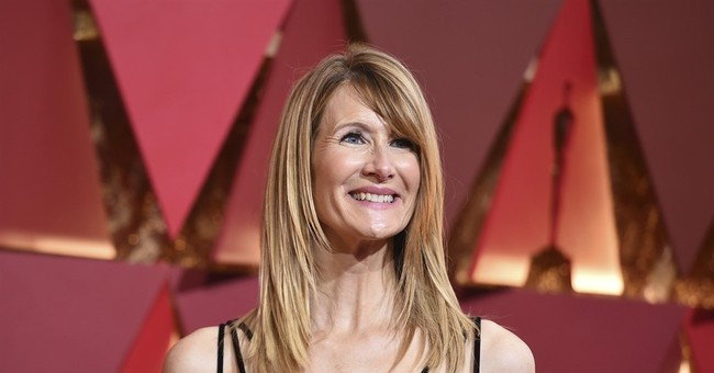 A Star Wars role? You'll have to force it out of Laura Dern