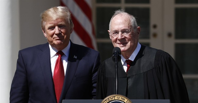 Rumors surround Justice Kennedy exit, but he's not talking