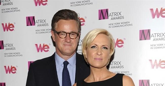 MSNBC 'Morning Joe' hosts Scarborough, Brzezinski engaged