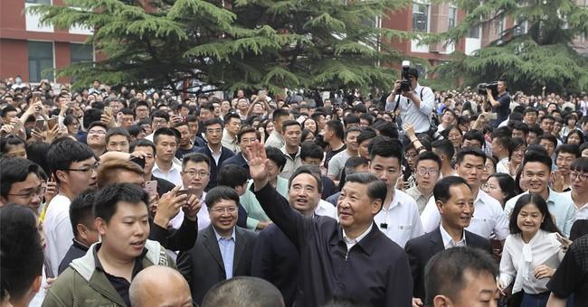 China's Xi urges restraint on N. Korea in call to Duterte