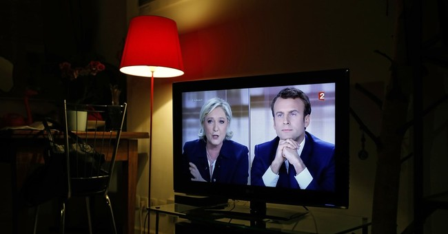 French presidential choice: Risk Le Pen or settle for Macron