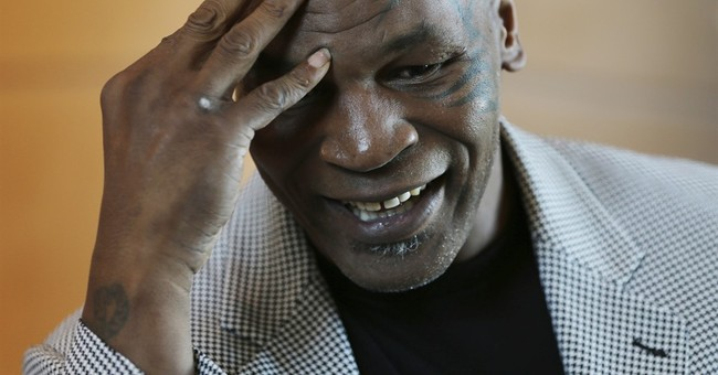 Mike Tyson lauds Dubai while promoting boxing gym franchise