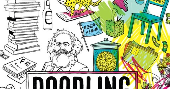 Minnesota prof's coloring book pokes fun at college life