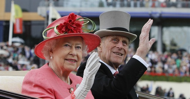 14 books, 5,493 speeches: Prince Philip by the numbers