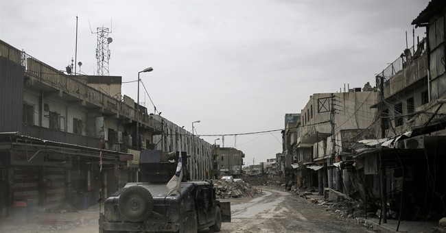 Iraqi Forces Open New Front against ISIS in Mosul
