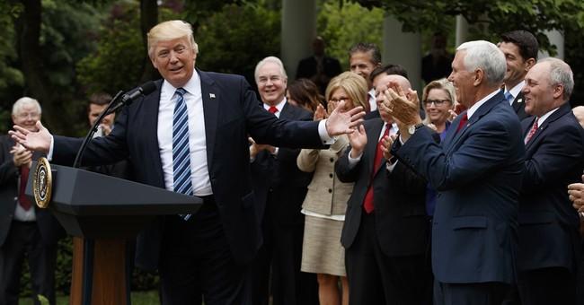 Last-minute bargaining keyed passage of GOP health care bill