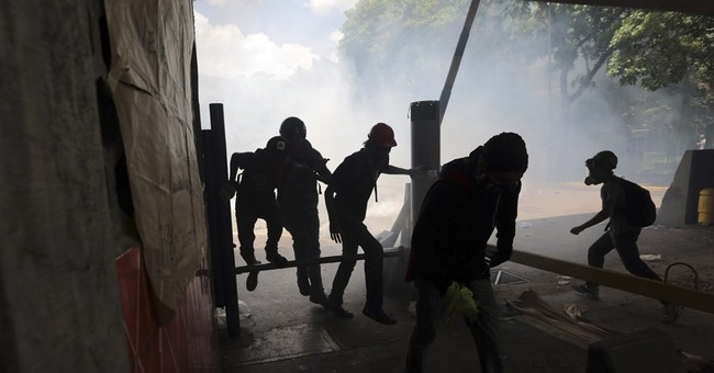 Death count marches upward to 38 amid Venezuela unrest