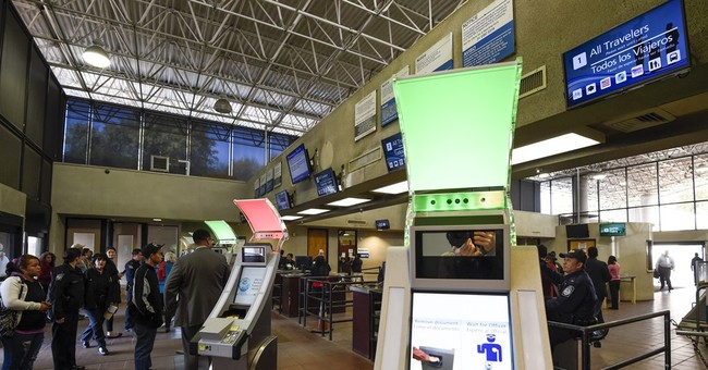 Old tech, passwords galore hurt US tracking of visa holders