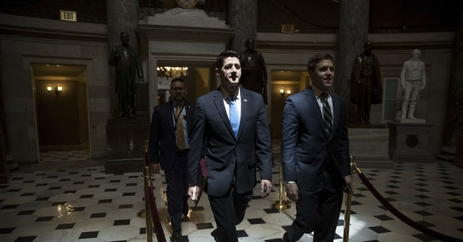 Joyful House Republicans vote to repeal reviled 'Obamacare'