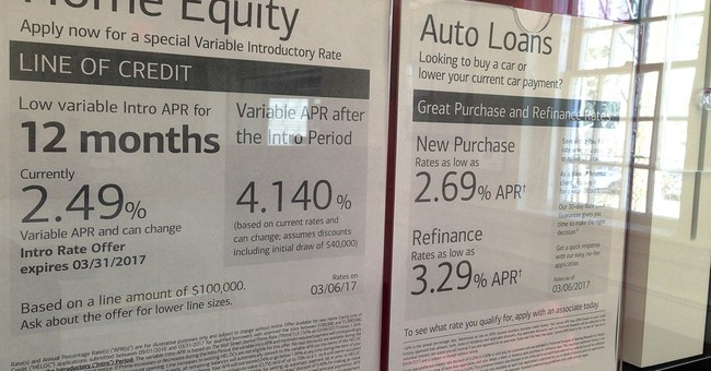 US consumer borrowing rises solid $16.4 billion in March