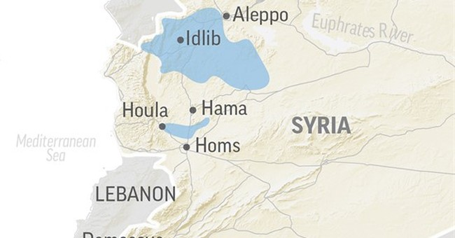 A new type of deal to reduce violence in Syria