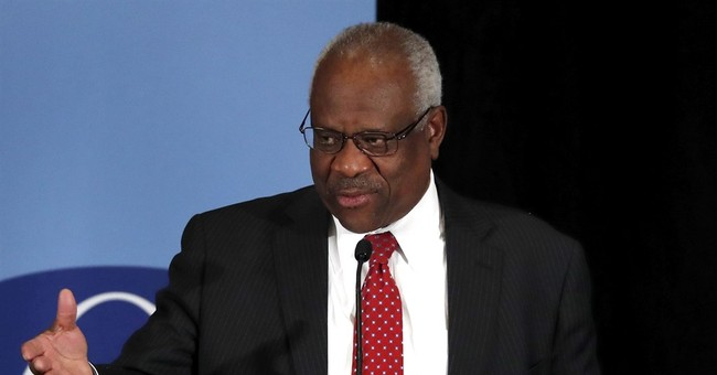 Clarence Thomas: Sen. Danforth is 'the reason why I'm here'
