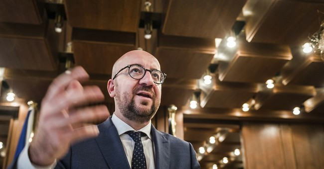 Belgian PM interview: push Brexit button and May must pay