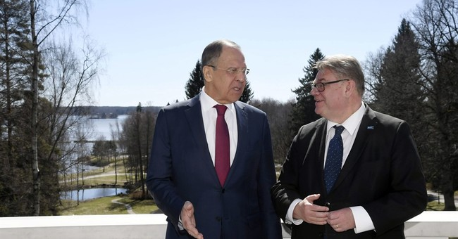 Estonia: Russian plane with Lavrov intruded in our airspace