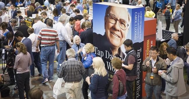 Republican healthcare bill 'a huge tax cut for guys like me': Buffett