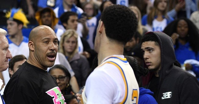 LaVar Ball's company unveils son Lonzo Ball's $495 shoes