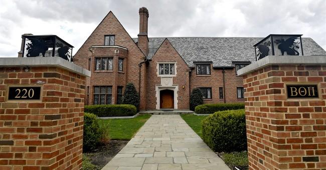 Penn State frat members appear in court in pledge's death