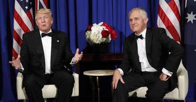 Trump: Australian health care system better than US