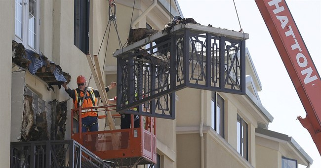 Victims of California balcony fall win partial settlement