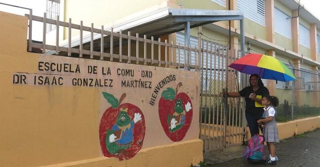 Puerto Rico to close 179 public schools amid crisis