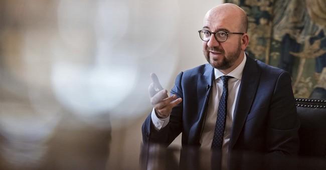 AP Interview: Belgian PM says Turkey's EU bid should end